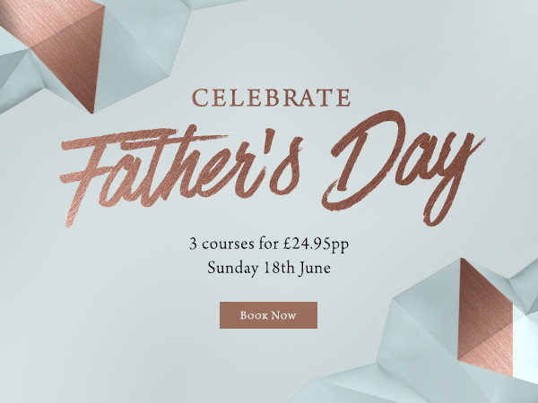 Father's Day at The Royal Saracens Head - Book now